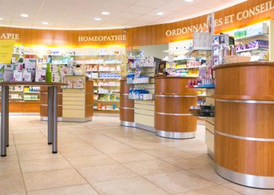 Menuiserie Agencement Pharmacie Dordogne