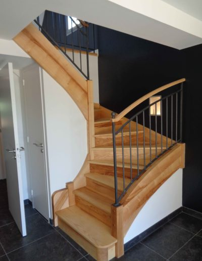menuiserie escalier dordogne